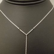 14k-whitegold-necklace-V-Item4023