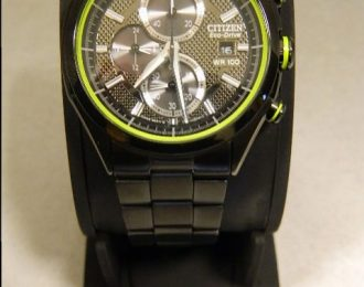 Citizen Eco-Drive CA0435-51E Watch