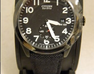 Citizen Eco-Drive BV1085-06E Watch