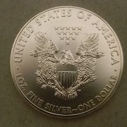 Uncirculated-2011-1oz-.999-Silver-American-Eagle-1
