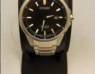 Citizen Eco-Drive Titanium AW1490-50E Watch