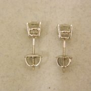 14k-White-Gold-1.50CT-TW-Diamond-Stud-Screw-Back-Earrings-3