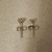 14k-White-Gold-0.26CT-TW-Diamond-Martini-Stud-Earrings-3