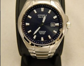 Citizen Eco-Drive BM7170-53L Titanium Watch