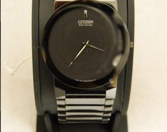 Citizen Eco-Drive AR3055-59E Ceramic Watch