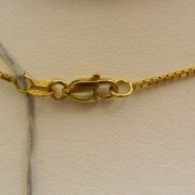 14k-Yellow-Gold-16″-1.15mm-Box-Link-Necklace-2