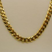 14k-Yellow-Gold-24″-5.00mm-Cuban-Link-Necklace-1