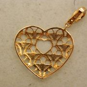 "14k-1-1/2""-Rose-Gold-LeVian-Heart-Pendant-1"