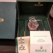 Rolex Coke GMT II